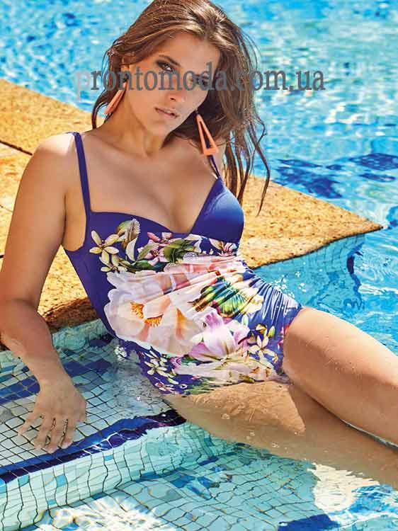 Модные купальники больших размеров