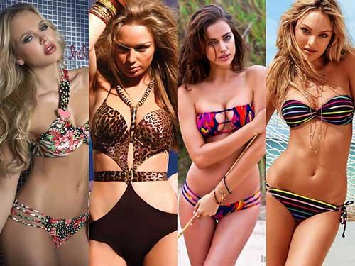 Модные купальники 2015