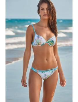 Купальник пуш ап с бразилиана Miss Marea 9473