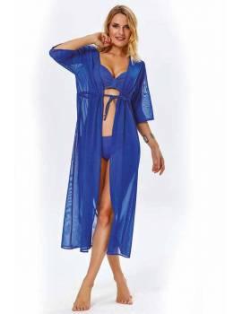 Пляжный халат из сетки Argento 91061298