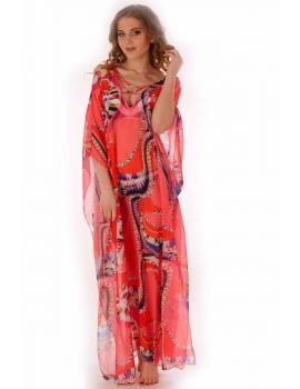 Пляжное платье свободного кроя Argento 1100282
