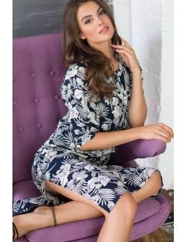 Туника-платье из вискозы Mia-Mia Veronica 16185