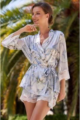 Комплект: жакет бралетт шорты  Mia-Amore Novella 3605