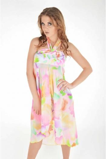 Спідниця-сукня-сарафан Amarea A60914