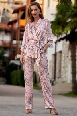 Комплект-трійка штани, жакет, топ Mia-Amore Rosmary 8696