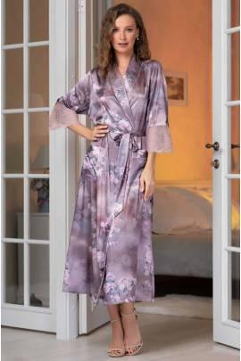 Жіночий халат Mia-Amore Аврора 3653