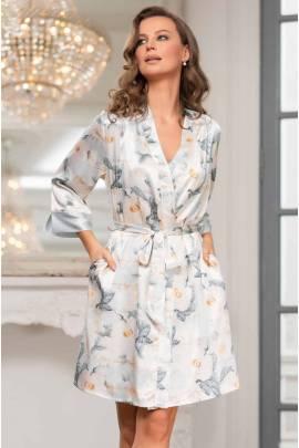 Короткий халат Mia-Amore SOPHI 8843