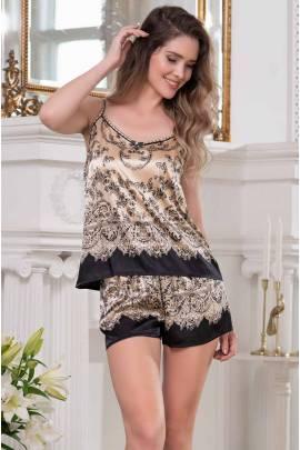 Комплект топ з шортами Mia-Amore Penelopa 3692
