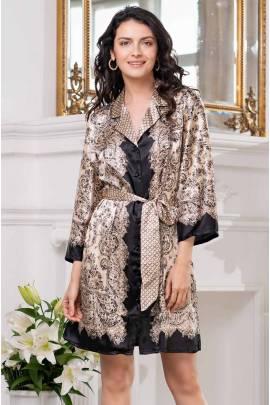Женский халат Mia-Amore Penelopa 3697