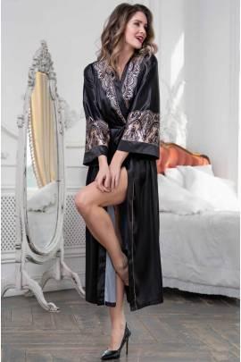 Длинный халат Mia-Amore LOREIN 8939