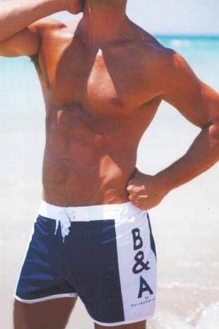 Пляжні шорти 9533