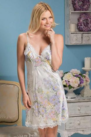 Шелковая сорочка Lilianna 5994