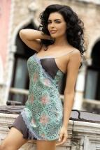 Шовкова сорочка Melissa 15031