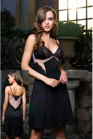 Нічна сорочка  Elegance de Lux 12031