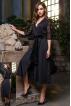 Довгий халат Elegance de Lux 12039