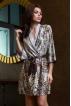 Короткий халат Cleopatra 17323