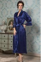 Длинный халат Mia-Mia 9539