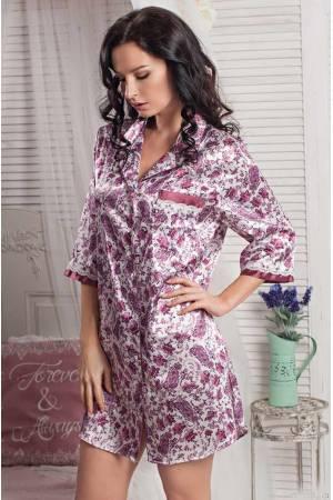 Рубашка Mia-Mia Ofelia 3065