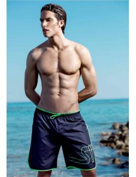 Длинные мужские шорты для пляжа Sweet Years 8-3631